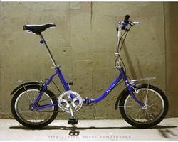 마실용 자전거 제작기.