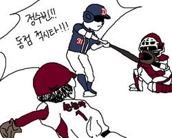 개넥툰 2013 가을야구편-준플레이오프 <넥센VS두산>
