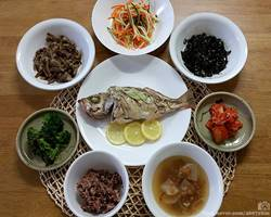 [스압] 평범한 가정식 저녁밥상 (6월)
