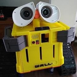 오큰 공작소 #2 Wall-E 만들기 (2)