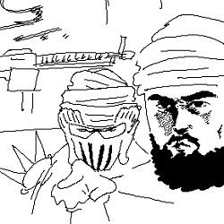 [스압] 4차 중동전쟁 만화