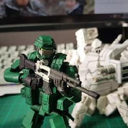 군대에서 만든 토이(1)