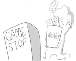 졸업생 졸업작품)뒤늦게 올리는 gme 졸업자 만화