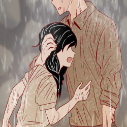manhwa.깡시골 개드립연애만화