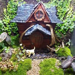 초미니 정원!