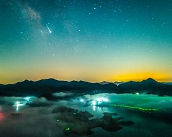 뚜벅빌런의 2021년 두번째 은하수 출사