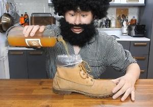 로붕이 집에서 쿨크르 맥주 만들어봤다.