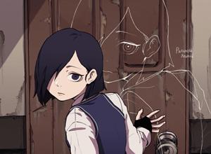 단편)고철장에서 로봇 소녀 줍는만화 (스압)