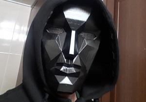[스압] 프론트맨 마스크 최종완성